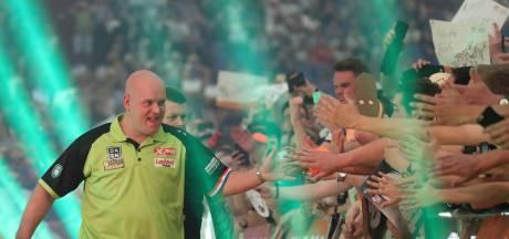 Hongerige Van Gerwen jaagt op Phil Taylor Trophy: 'De tijden zijn veranderd'