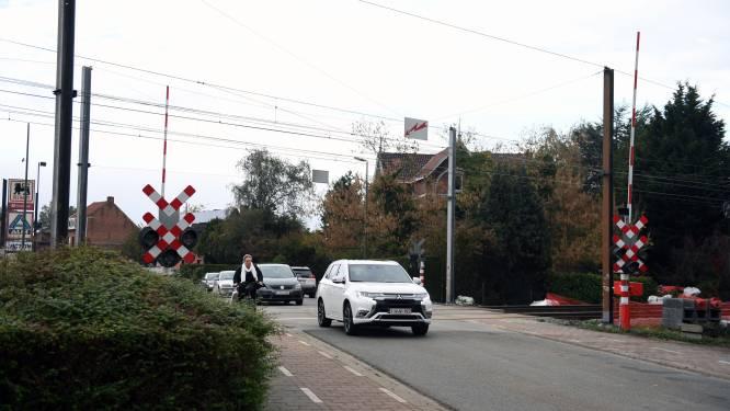 Spoorweg Pleinstraat afgesloten van maandag tot woensdag