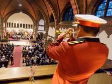 Provinciale herdenking in Waalre live uitgezonden
