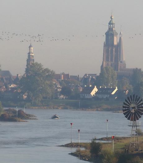 Welke kleur moet skyline van Zutphen krijgen?
