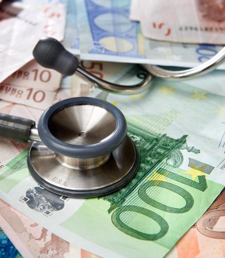 Minima betalen minder voor zorg dan in 2006