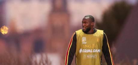 Lukaku laat ook Nations League-duel met Zwitserland schieten