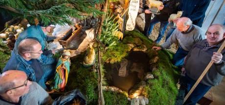 Over plafondbalkjes klauteren voor de ster in Prinsenbeek