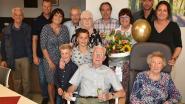Mariette en Albert vieren 70 jaar huwelijk