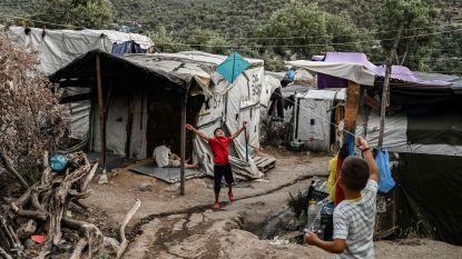 Achttien niet-begeleide minderjarigen uit Griekse migrantenkampen aangekomen in ons land