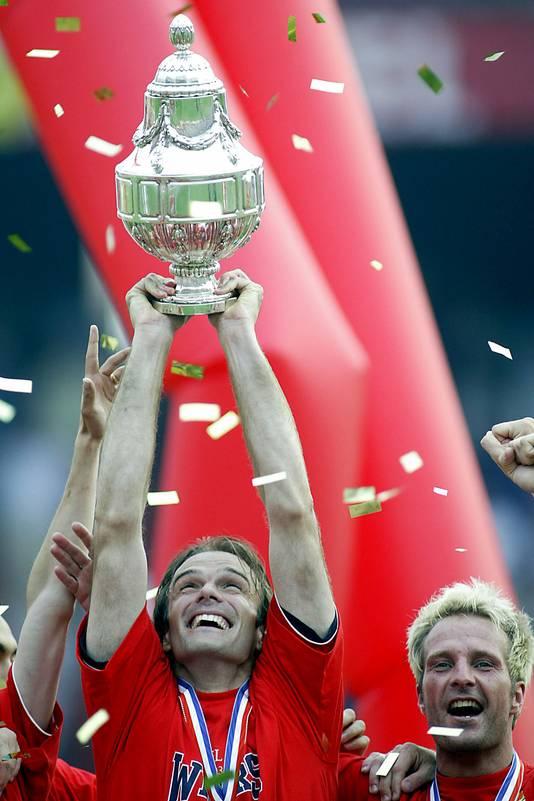 FC Utrecht in 2003!