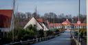 Het vakantiepark net over de grens in Bad Bentheim waar Hannah terug werd gevonden.