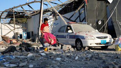 """""""EU doof voor VN-oproep om geen migranten meer terug te sturen naar Libië"""""""