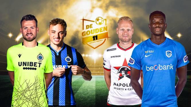 Brugge boven, Golden Oli en Primus Paul: deze spelers kleurden de voorbije tien Gouden 11-speeldagen