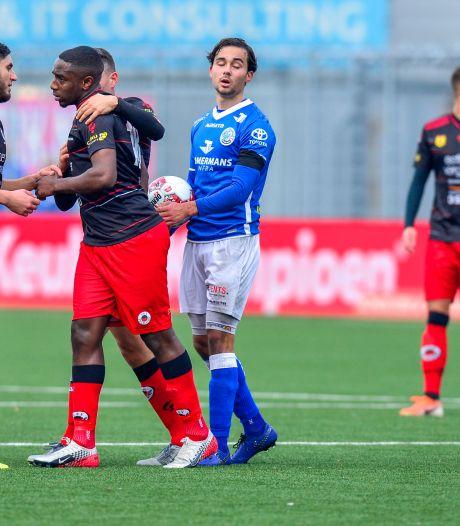 Twee FC Den Bosch-supporters worden herkenbaar in beeld gebracht na racisme-rel