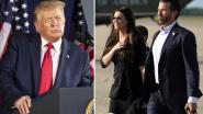 57.000 besmettingen op 24 uur in VS, corona treft ook vriendin van Trumps zoon