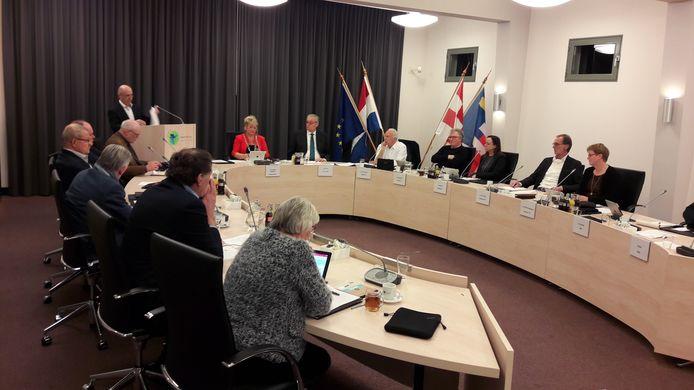 Wethouder Van Cranenbroek van Baarle-Nassau meldde in de gemeenteraad dat hij met onmiddellijke ingang zou aftreden.