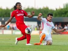 Voormalig FC Twente-speler Fernandes op proef bij Go Ahead Eagles