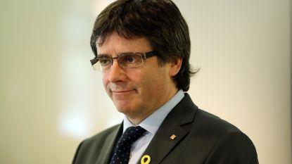 Duits hof: Puigdemont moet niet terug de cel in, aanklacht van rebellie blijft ongeldig
