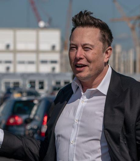 Tesla debuteert in gezaghebbende S&P 500-index op Amerikaanse beurs