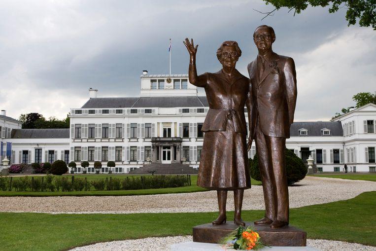 Juliana, Soestdijk. Beeld ANP