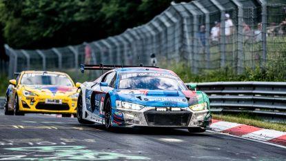 Dries wint voor Laurens op de Nürburgring