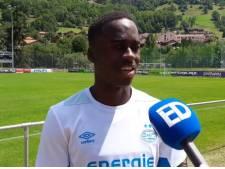 Jordan Teze (18) ziet perspectief als rechtsback bij PSV
