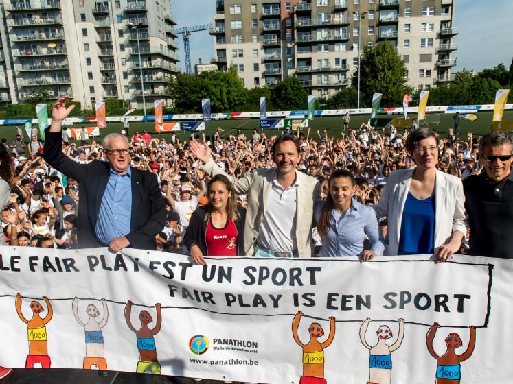 Les Brussels Urban Youth Games, un projet plein d'espoir pour redorer le blason de Molenbeek