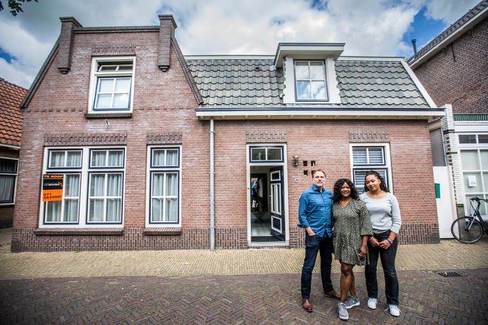 Het huis staat te koop voor 649.000 euro