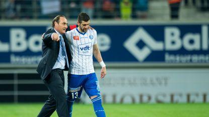 """Mitrovic boos om tegengoal: """"Ik wil de beste verdediging van het land hebben"""""""
