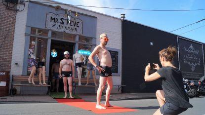 Ideetje voor Vaderdag? Barbier Mister Steve lanceert eigen ondergoedlijn met ludieke spreuken