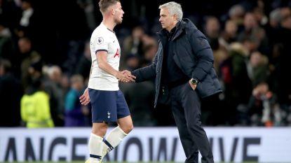 """Alderweireld over contractverlenging bij Tottenham: """"Er was uiteraard Mourinho, maar loyaliteit is voor mij ook iets waard"""""""
