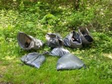Boswachter furieus na oliedumping in Kuinderbos: 'Milieucrimineel'