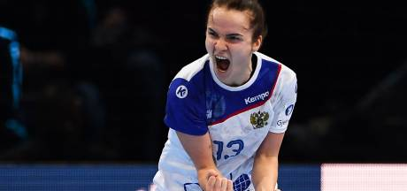 Rusland overtuigend naar finale EK handbal