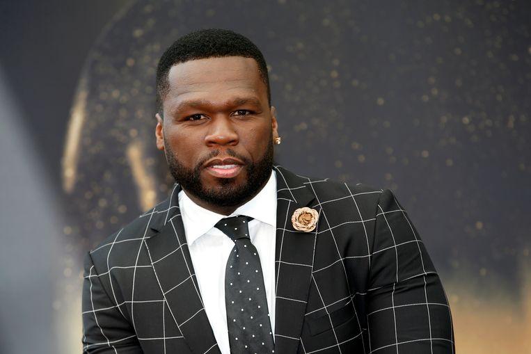 Curtis Jackson, beter bekend als 50 Cent.