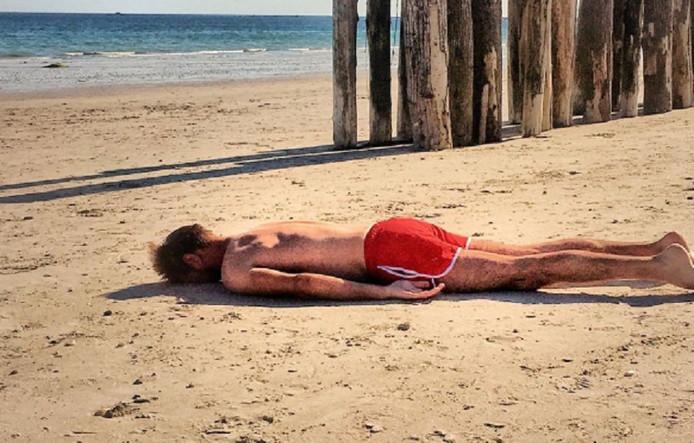 """""""Profiter de chaque instant sur mon petit bout de plage privée... C'est la vie que j'ai décidé de mener..."""""""
