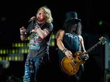 Tegenpolen Rose en Slash écht samen op Hollands podium