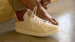 Schoenen gemaakt van mais? Reebok wil sneakers maken van natuurlijke materialen