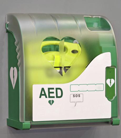 Inzamelactie voor AED's in Veldhoven