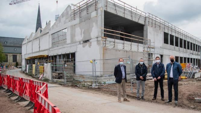 """Academie kan vanaf september 2021 plaats nemen in nieuwe gebouwen: """"Het wordt het creatieve hart van de gemeente"""""""