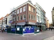Vroegere banketbakkerij in Zwolle helemaal op de schop, maar de Orsolino blijft