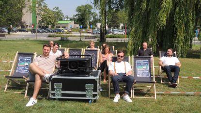"""JarDeins: Deinze brengt film, muziek en comedy in de voortuin: """"Zo maken we de zomer toch nog gezellig"""""""