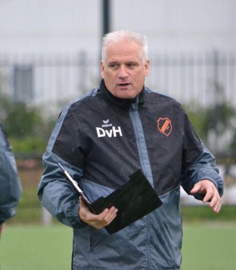 Nijmeegse coach Dinand van Haaren blijft bij 'SIOL-familie'