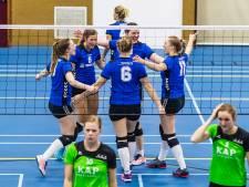 Volleybalsters Wevo'70 gaan via 'raar poulesysteem' voor promotie