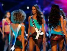 Rotterdamse Rahima Dirkse teleurgesteld naar huis na Miss Universe verkiezing in Bangkok