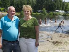 Zwemwater Bergvennen in Lattrop 'slecht', beheerder boos