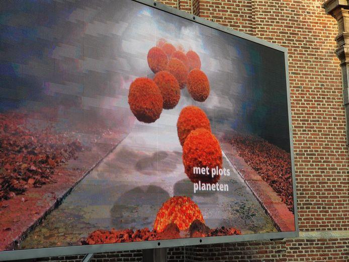 Hoogstraten Groenten & Bloemen. Dit jaar is het een virtuele editie.