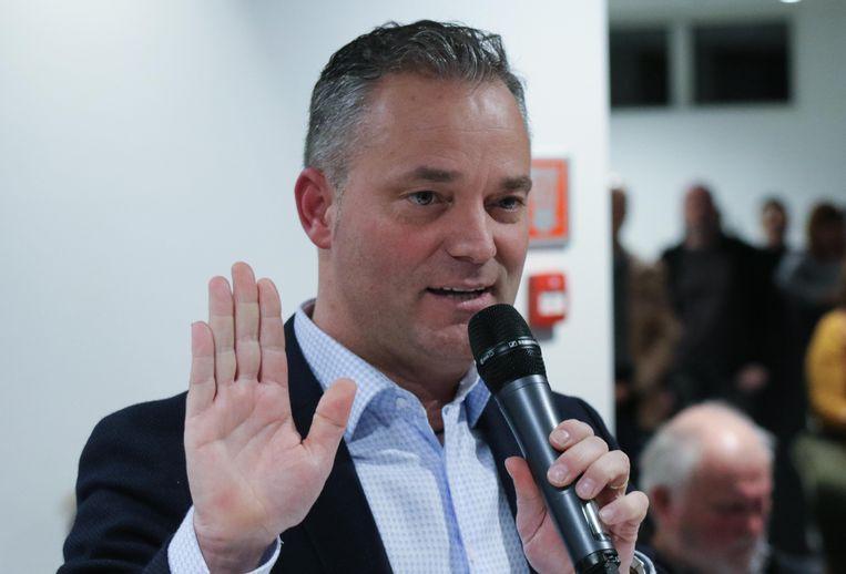 Peter  De Groote (CD&V) is een nieuwkomer in de gemeenteraad.
