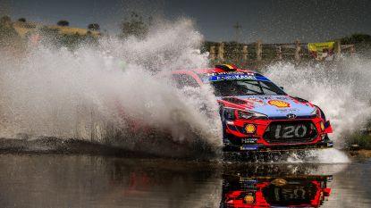 Neuville sluit weekend om snel te vergeten af op zesde plaats in Sardinië