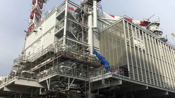 'Megastopcontacten' voor windpark Borssele