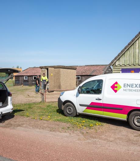 Gratis ijs voor monteurs na verhelpen stroomstoring in Ommen