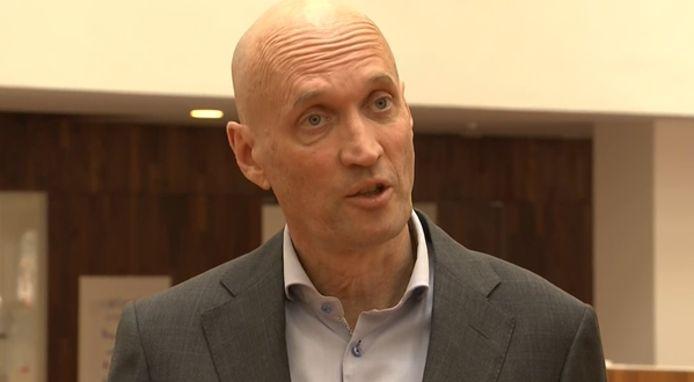 Ernst Kuipers van het Landelijk Netwerk Acute Zorg