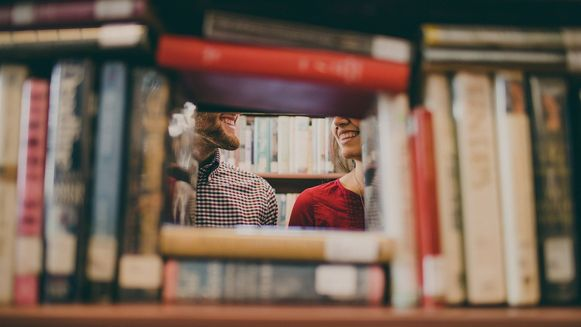 Bibliotheek Huldenberg biedt leden afhaalmogelijkheid.