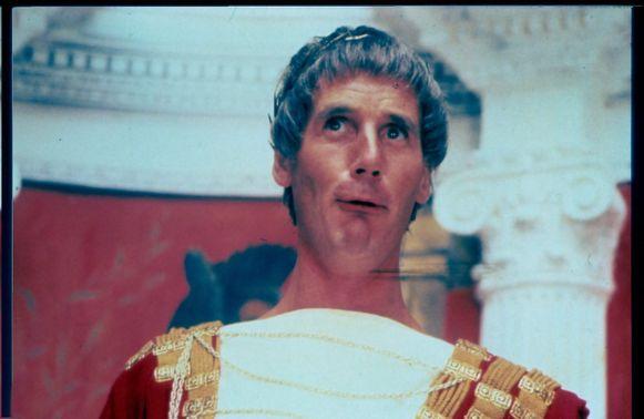 Michael Palin als Pontius Pilatus in 'Life Of Brian'.