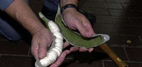 Cocaïne tussen de bananen in tien Duitse supermarkten